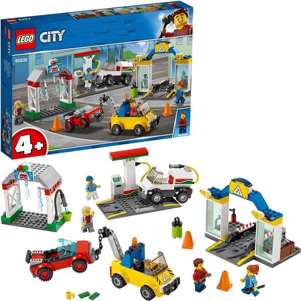 LEGO City - Autowerkstatt (60232)