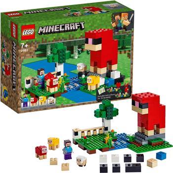 LEGO Minecraft - Die Schaffarm (21153)