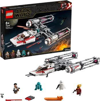 LEGO Star Wars - Widerstands Y-Wing Starfighter (75249)