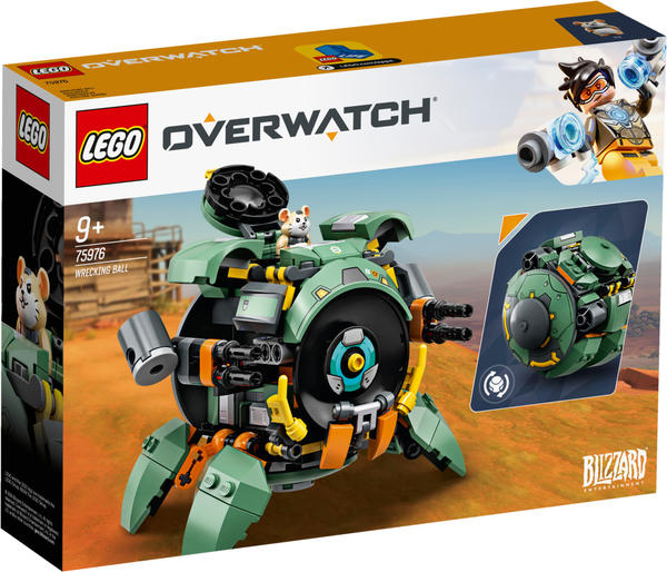 LEGO Overwatch - Wrecking Ball (75976)