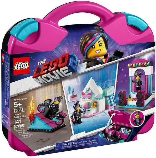 LEGO The Movie 2 - Lucys Baukoffer (70833)