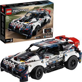 LEGO Technic - Top-Gear Ralleyauto mit App-Steuerung (42109)