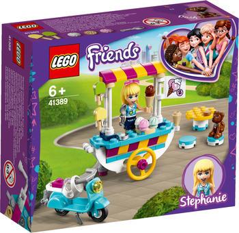 LEGO Friends - Stephanies mobiler Eiswagen (41389)