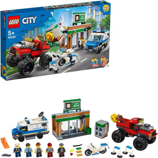 LEGO City - Raubüberfall mit dem Monster-Truck (60245)