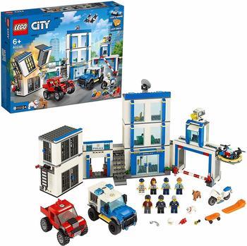 LEGO City - Polizeistation (60246)