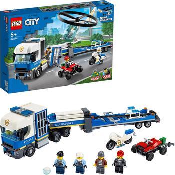 LEGO City - Prasportatore di elicotteri della polizia (60244)