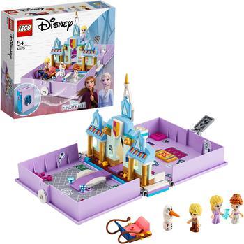 LEGO Disney Princess - Annas und Elsas Märchenbuch (43175)