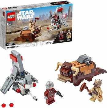 LEGO Star Wars - T-16 Skyhopper vs Bantha Microfighters (75265)