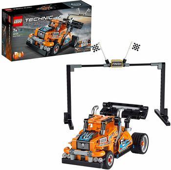 LEGO Technic - 2 in 1 Renn-Truck (42104)
