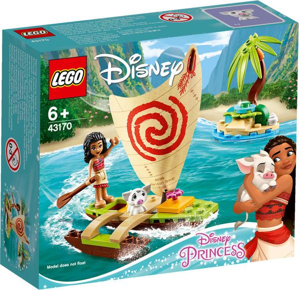 LEGO Disney Princess - Vaianas Boot (43170)
