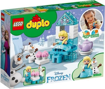 LEGO Disney Frozen - Teeparty mit Elsa und Olaf (10920)