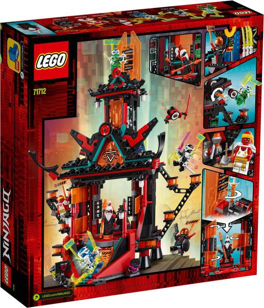LEGO Ninjago - Tempel des Unsinns (71712)