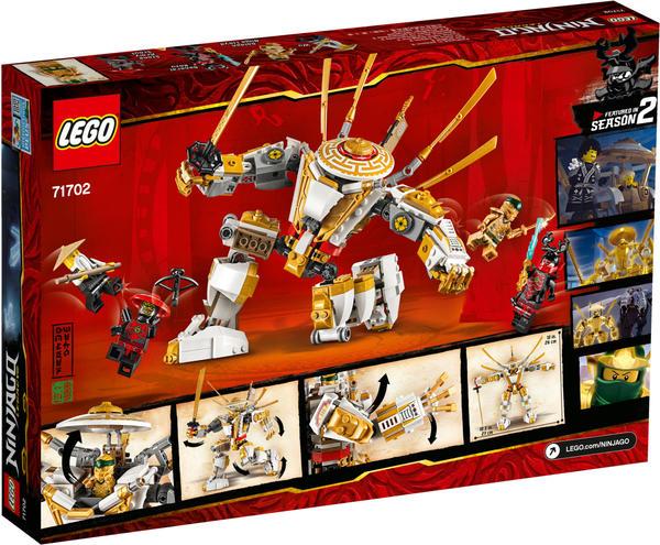 LEGO Ninjago - Goldener Mech (71702)