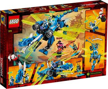 LEGO Ninjago - Jays Cyber-Drache (71711)