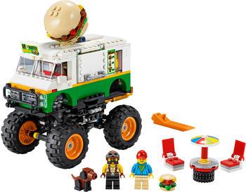 LEGO Creator - 3 in 1 Burger-Monster-Truck (31104)