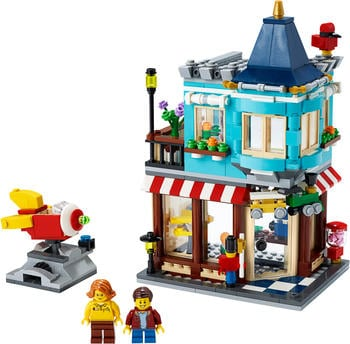 LEGO Creator - 3 in 1 Spielzeugladen im Stadthaus (31105)
