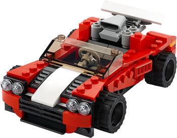 LEGO Creator - 3 in 1 Sportwagen (31100)