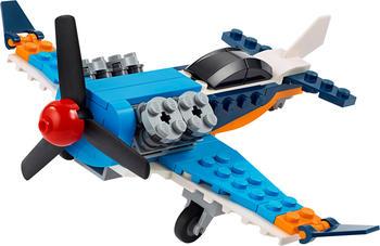 LEGO Creator - 3 in 1 Propellerflugzeug (31099)