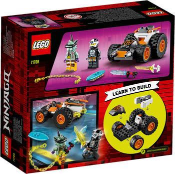 LEGO Ninjago - Coles Speeder (71706)