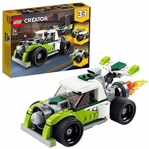 LEGO Creator - 3 in 1 Rakteten-Truck (31103)