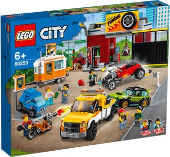 LEGO City - Tuning-Werkstatt (60258)