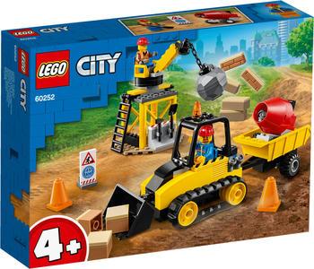 LEGO City - Bagger auf der Baustelle (60252)