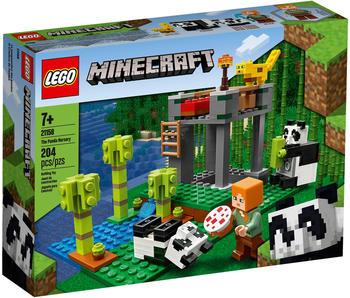LEGO Minecraft - Der Panda-Kindergarten (21158)