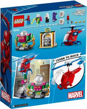 LEGO Marvel Spiderman - Mysterios Bedrohung (76149)