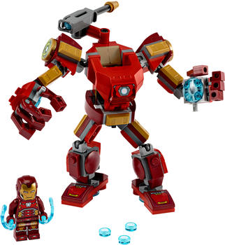 LEGO Marvel Avengers - Iron Man Mech (76140)