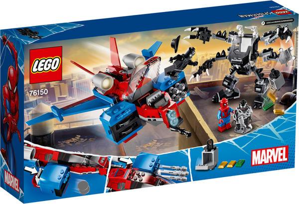 LEGO Marvel Super Heroes - Spiderjet vs. Venom Mech (76150)