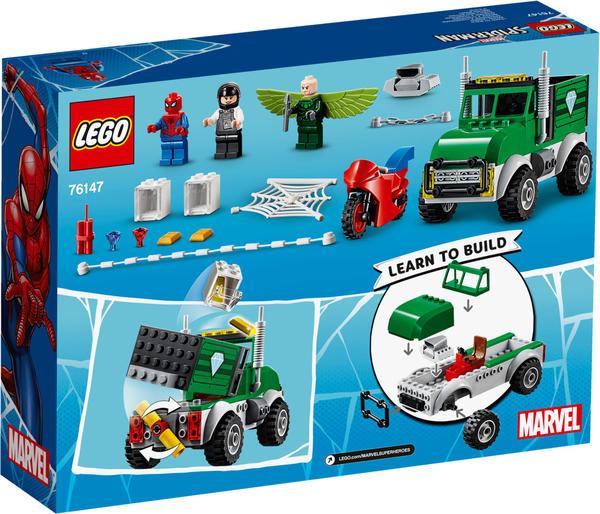 LEGO Marvel Super Heroes - LKW-Überfall (76147)
