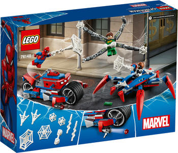 LEGO Marvel Super Heroes - Spider-Man vs. Doc Ock (76148)