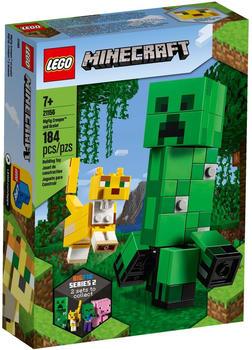LEGO Minecraft - BigFig Creeper und Ozelot (21156)