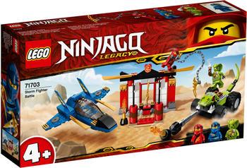 LEGO Ninjago - Kräftemessen mit dem Donner-Jet (71703)
