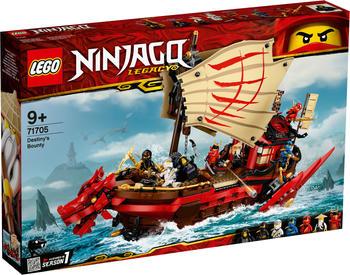 LEGO Ninjago - Ninja-Flugsegler (71705)