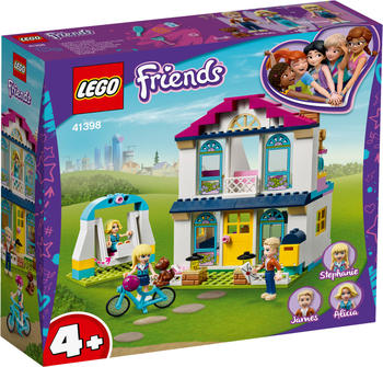 LEGO Friends - Stephanies Familienhaus (41398)