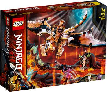 LEGO Ninjago - Wus gefährlicher Drache (71718)