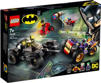 LEGO DC Super Heroes - Jokers Trike-Verfolgungsjagd (76159)