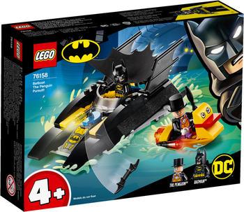 LEGO DC Super Heroes: Batman - Verfolgung des Pinguins mit dem Batboat (76158)