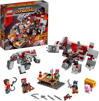 LEGO Minecraft - Das Redstone-Kräftemessen (21163)
