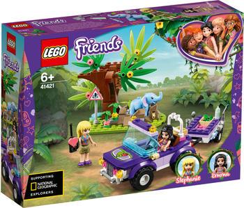 LEGO Friends - Rettung des Elefantenbabys mit Transporter (41421)