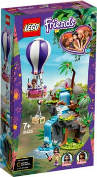 LEGO Friends - Tiger-Rettung mit Heißluftballon (41423)