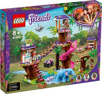 LEGO Friends - Tierrettungsstation im Dschungel (41424)
