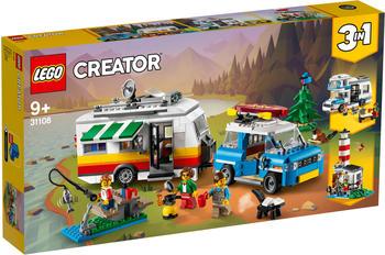 LEGO Creator - 3 in 1 Campingurlaub (31108)
