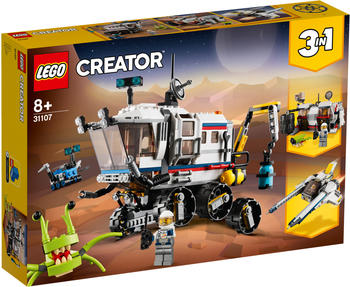 LEGO Creator - 3 in 1 Planeten Erkundungs-Rover (31107)