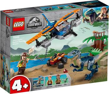 lego-jurassic-world-75942-velociraptor-rettungsmission-mit-dem-doppeldecker