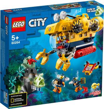 LEGO City - Meeresforschungs-U-Boot (60264)