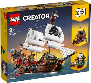 LEGO Creator - 3-in-1 Piratenschiff (31109)