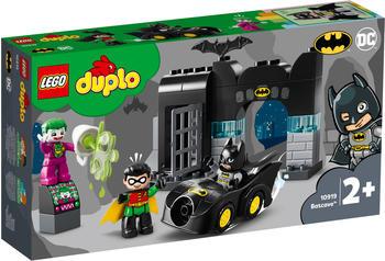 LEGO DC Super Heroes - Bathöhle (10919)