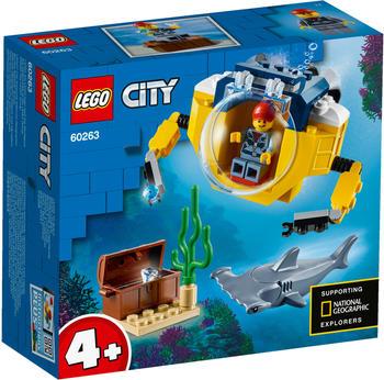 LEGO City - Mini-U-Boot für Meeresforscher (60263)